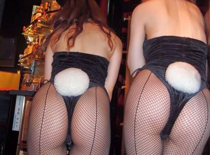 バニーガール お尻 ウサギの尻尾 エロ画像【64】