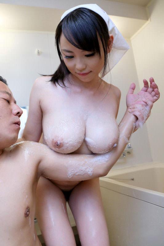 男女 体 洗いっこ 洗体 エロ画像【20】