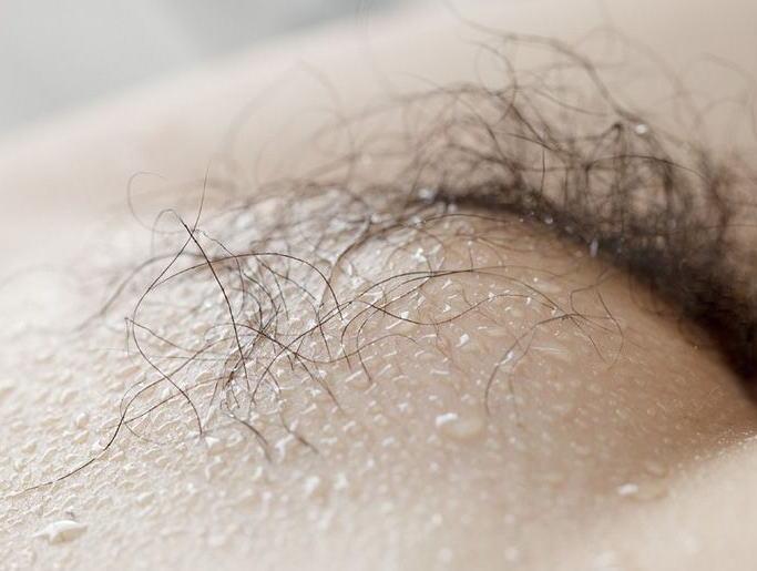 マン毛 びちょびちょ 濡れる お風呂 陰毛 エロ画像【5】