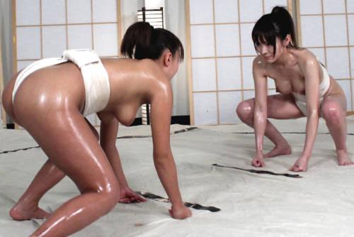 まわし 女相撲 はっけよい のこった エロ画像【13】