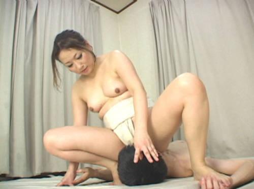 まわし 女相撲 はっけよい のこった エロ画像【16】