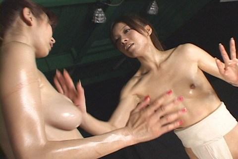 まわし 女相撲 はっけよい のこった エロ画像【23】