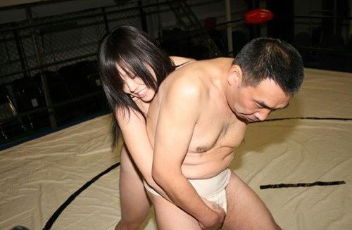 まわし 女相撲 はっけよい のこった エロ画像【34】