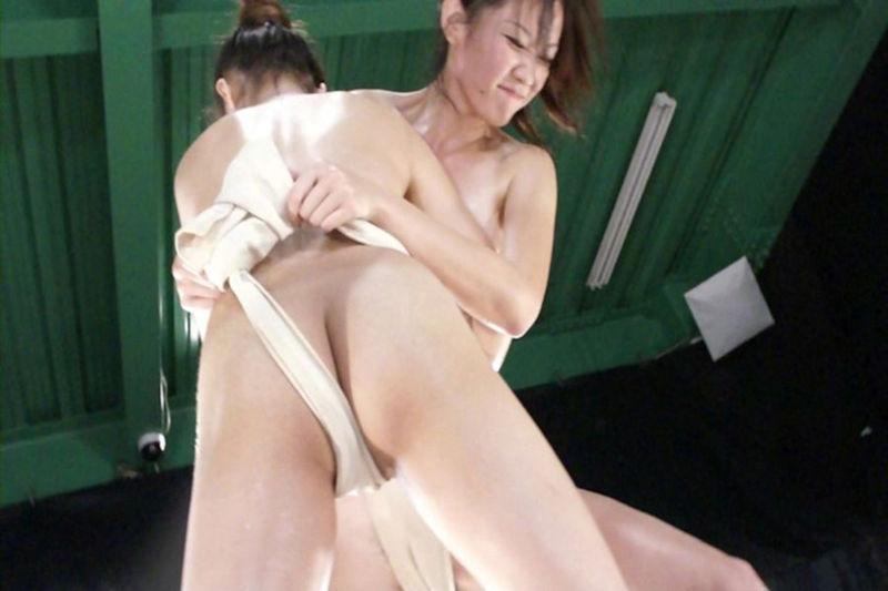 まわし 女相撲 はっけよい のこった エロ画像【55】