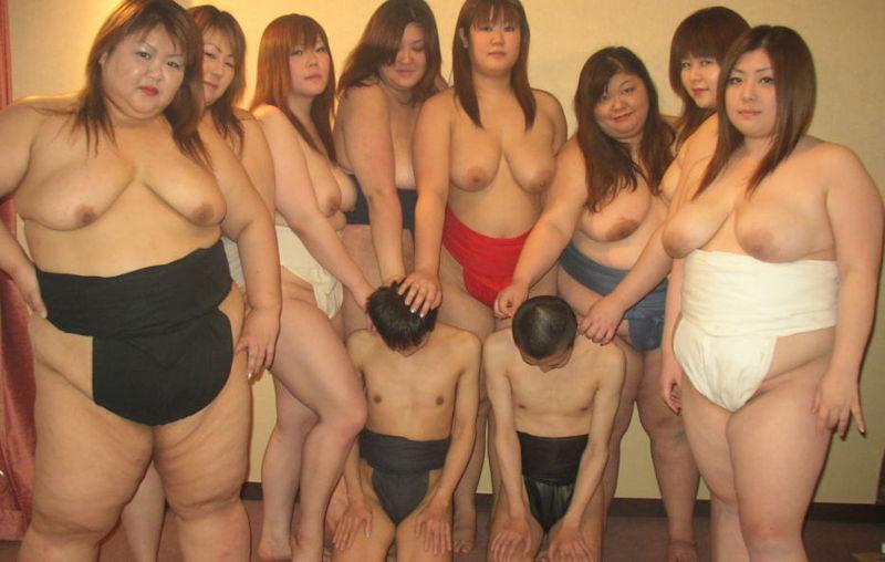 まわし 女相撲 はっけよい のこった エロ画像【61】