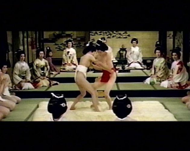 まわし 女相撲 はっけよい のこった エロ画像【62】