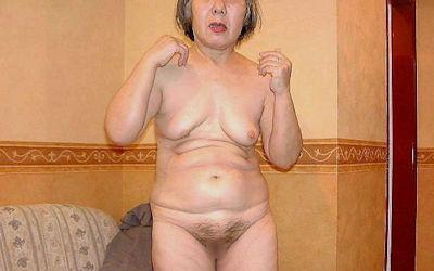 ババアが脱いだ!婆さんが全裸なおばあちゃんヌード画像集 ②
