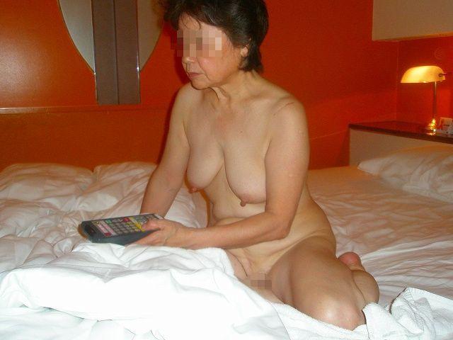ババア 婆さん 全裸 おばあちゃん ヌード エロ画像【2】