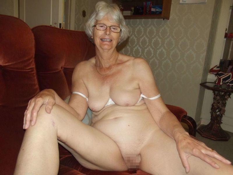 ババア 婆さん 全裸 おばあちゃん ヌード エロ画像【42】