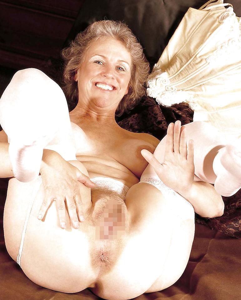 ババア 婆さん 全裸 おばあちゃん ヌード エロ画像【45】