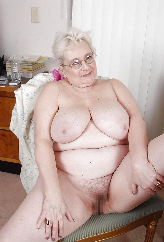 ババア 婆さん 全裸 おばあちゃん ヌード エロ画像【48】