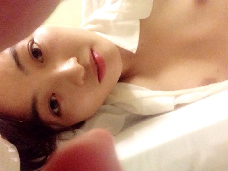 アジア 中国 韓国 おっぱい ポロリ エロ画像【17】