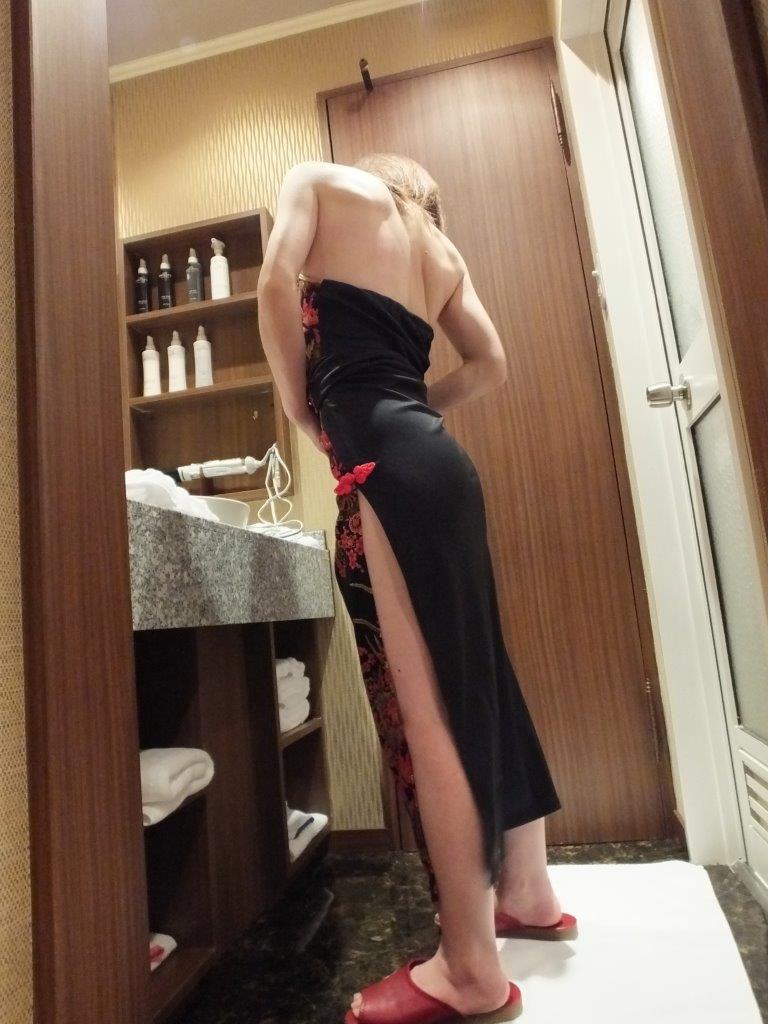 ホテル コスプレ 衣装 着替え 途中 エロ画像【19】