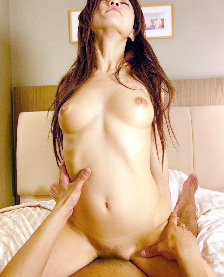 エビ反り 騎乗位 セックス エロ画像【11】