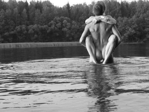 モノクロ セックス 美しい 白黒写真 エロ画像【29】