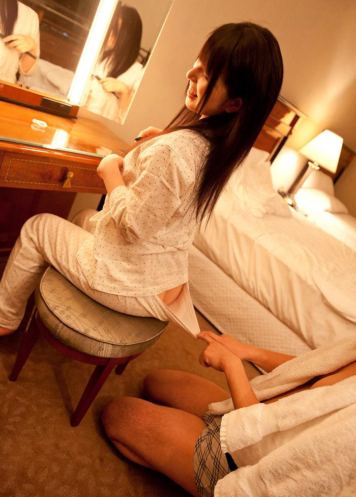 寝巻き 夜這い パジャマ セックス エロ画像【28】