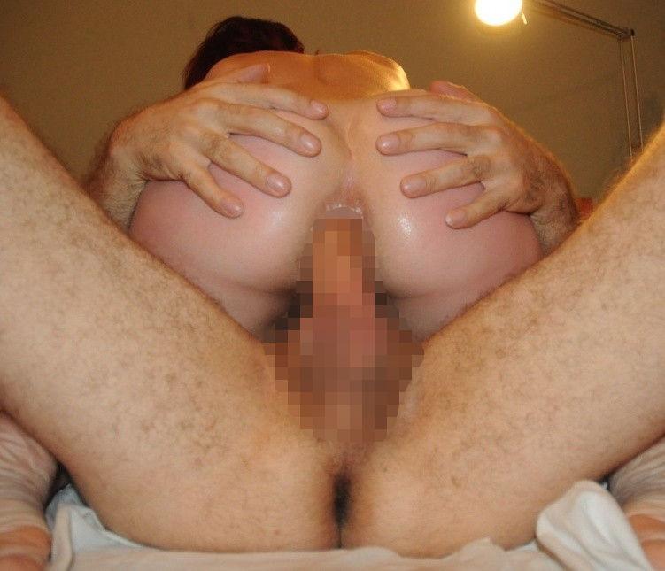 外国人 ハメ撮り アナル セックス エロ画像【17】