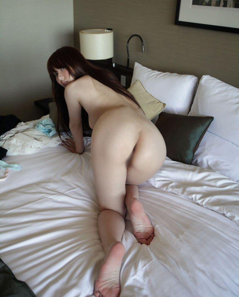 脱いだばかり セックス直前 ホテル 全裸 エロ画像【27】