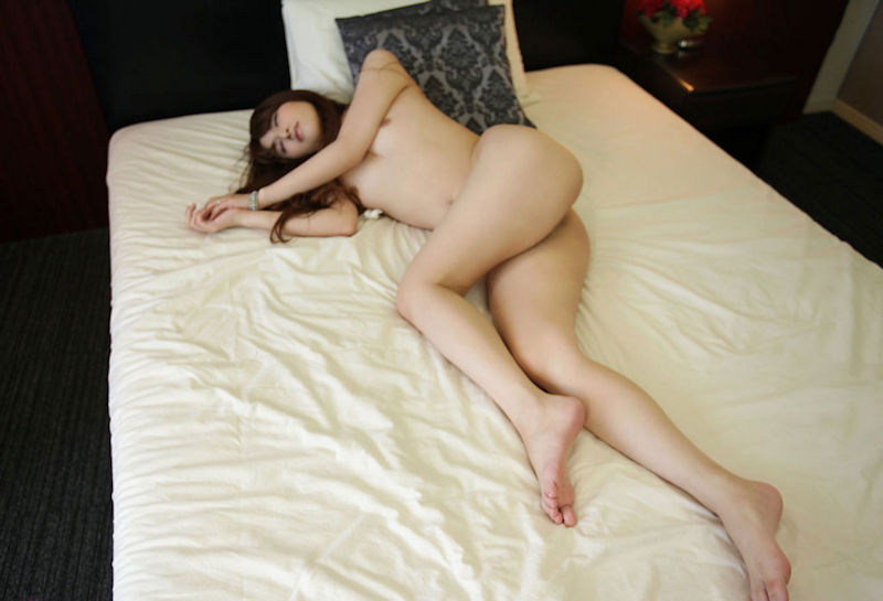 寝顔 寝姿 可愛い 居眠り 美女 エロ画像【30】
