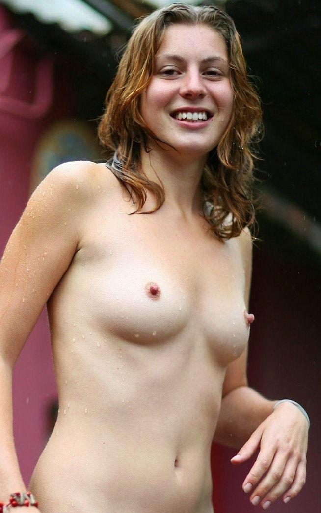 外国人 勃起乳首 エロ画像【20】