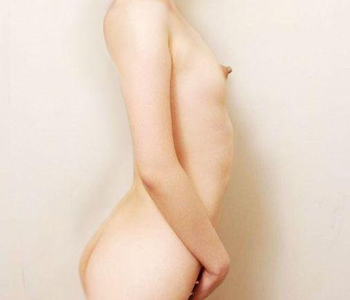 デカ尻 貧乳 おっぱい お尻 大きい エロ画像【27】