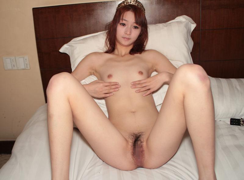 中国人 全裸 綺麗 ホテル ヌード エロ画像