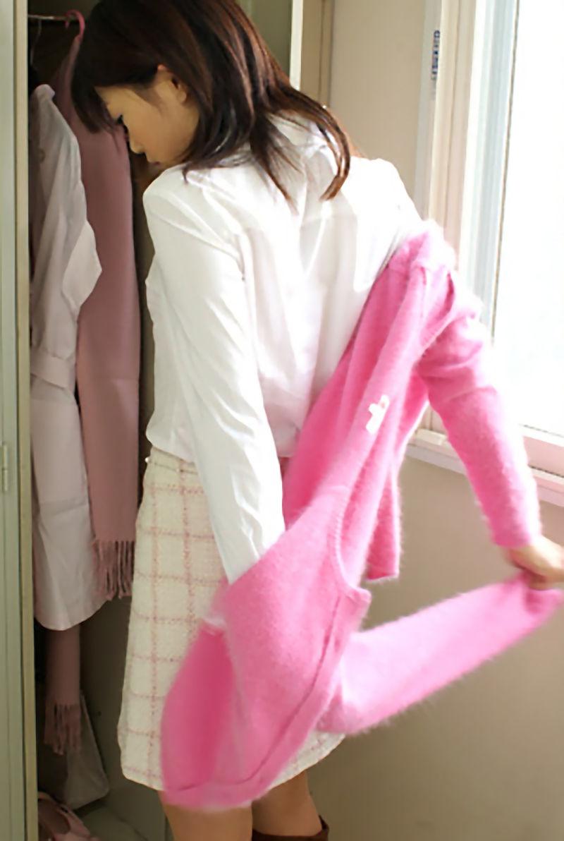 ナース 病院 更衣室 着替え 看護婦 脱衣 エロ画像【14】