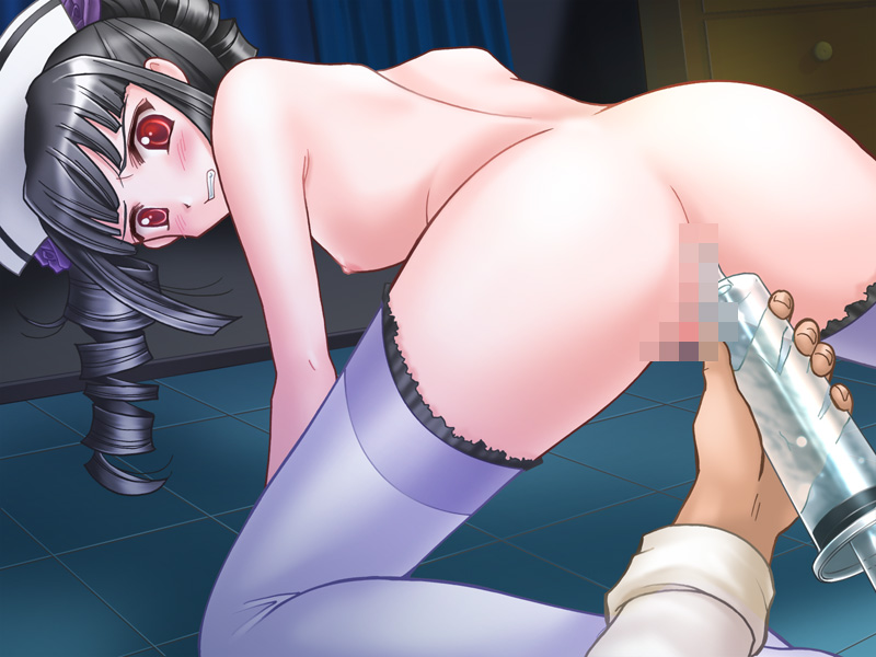 看護婦 注射器 お注射 ナース 二次元 エロ画像【44】