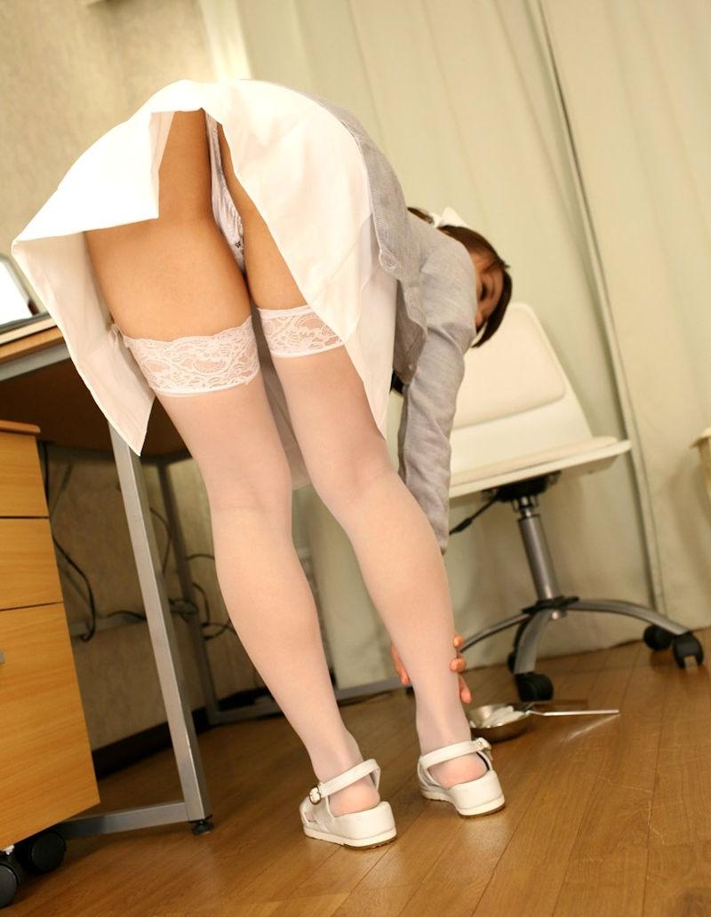 看護婦 お尻 Tバック ナース エロ画像【32】