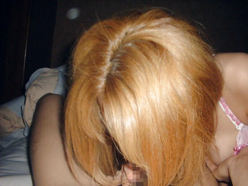 金髪 ギャル セックス ヤンキー ハメ撮り エロ画像【37】