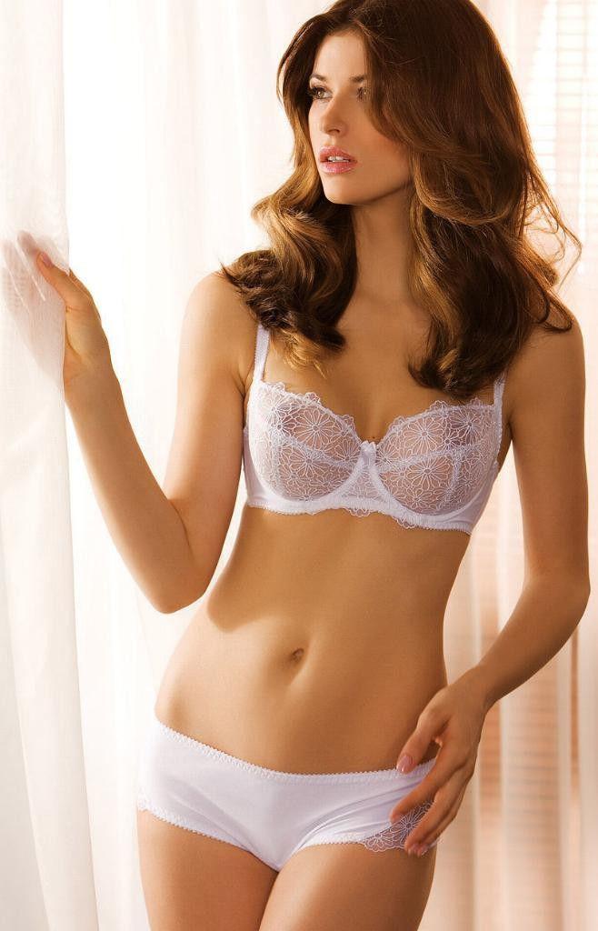 下着 美女 外国人 ランジェリー モデル エロ画像【3】