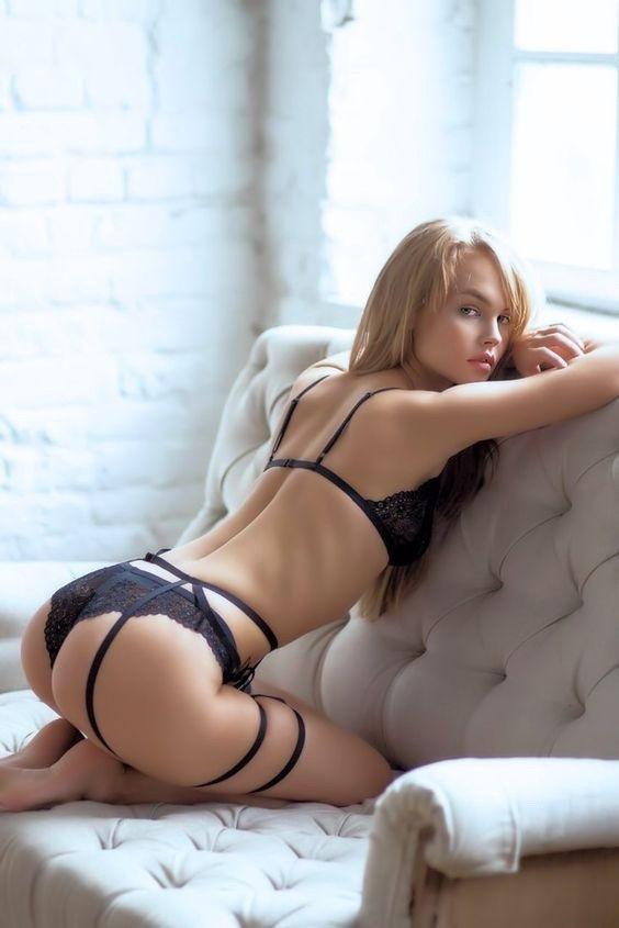 下着 美女 外国人 ランジェリー モデル エロ画像【31】