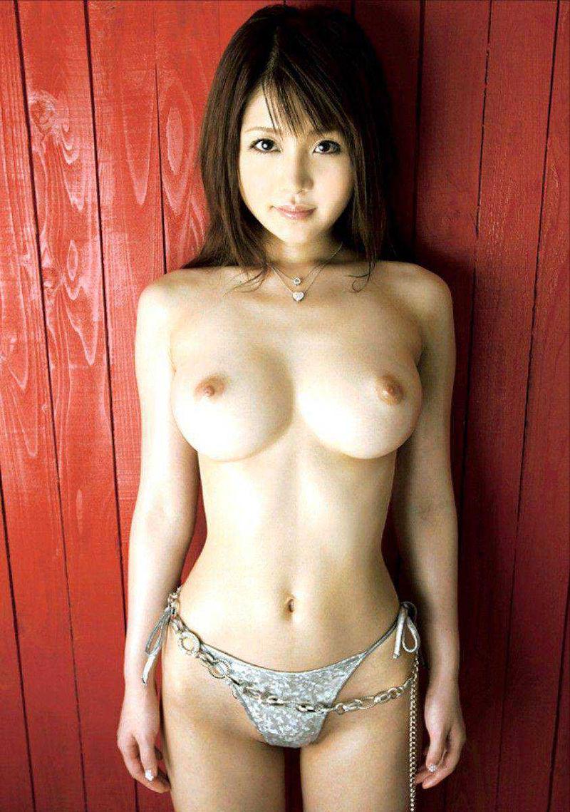 スレンダー 巨乳 美女 イイ体 イイ女 エロ画像【24】