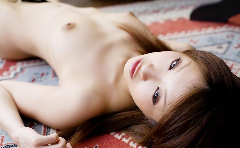 美女 デコ出し ロングヘア 綺麗 可愛い エロ画像【12】