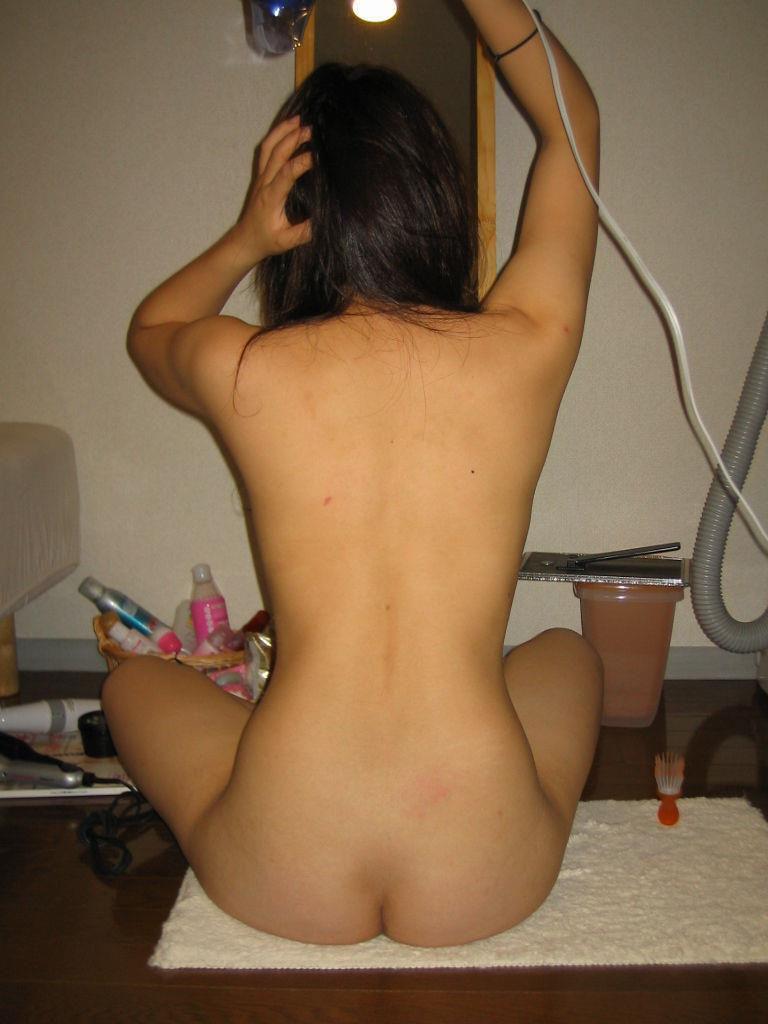全裸 写真 お風呂上がり エロ画像【34】