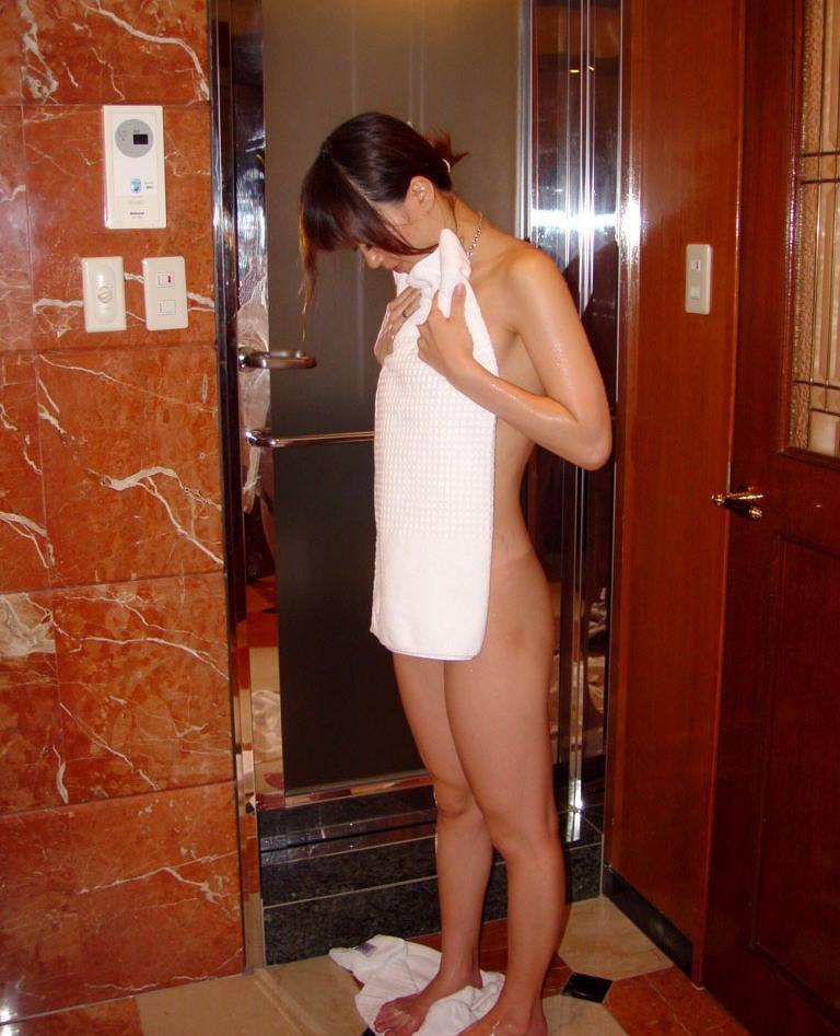 全裸 写真 お風呂上がり エロ画像【43】