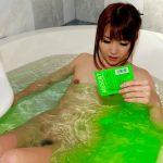 入浴中のお風呂場女子画像まとめ