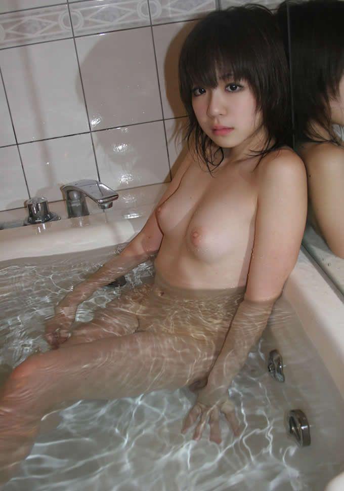 入浴 お風呂 エロ画像【32】
