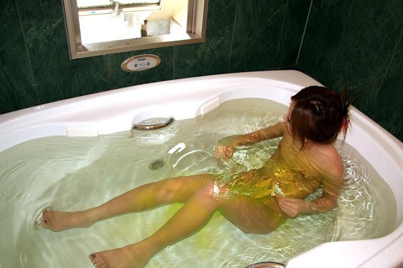 入浴 お風呂 エロ画像【73】