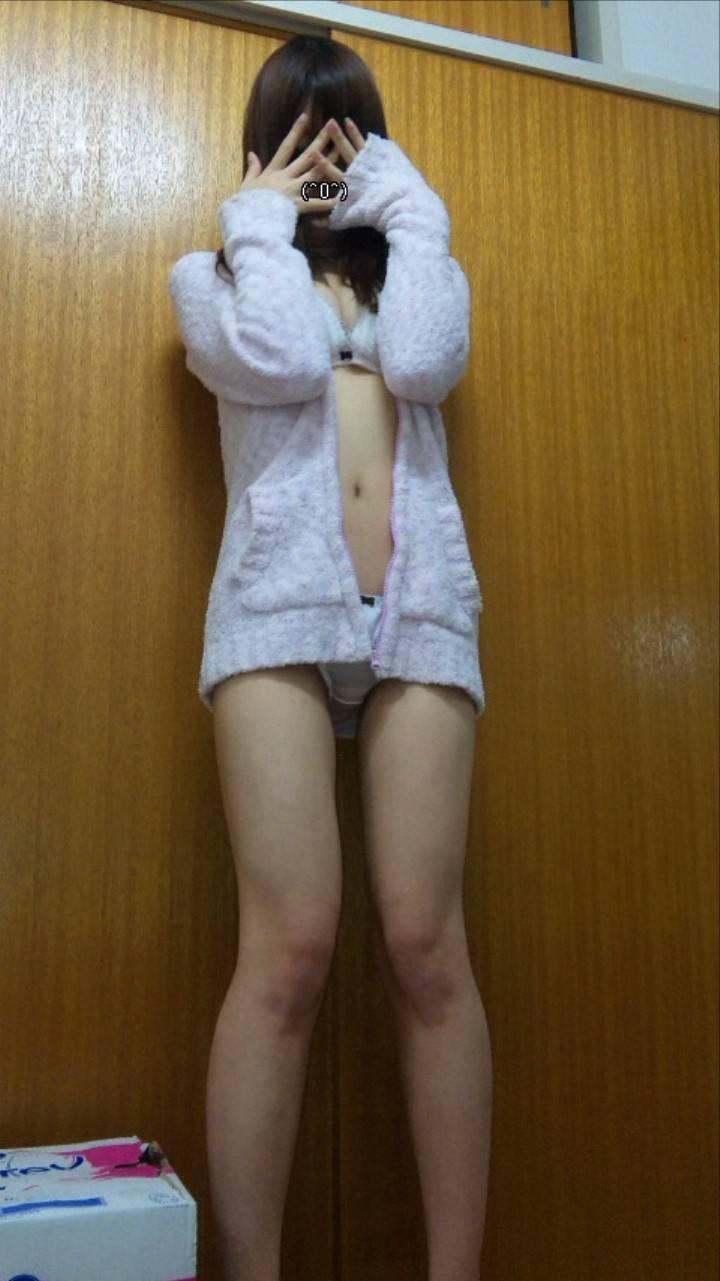 顔出し 顔バレ NG 両手 隠す エロ画像【3】