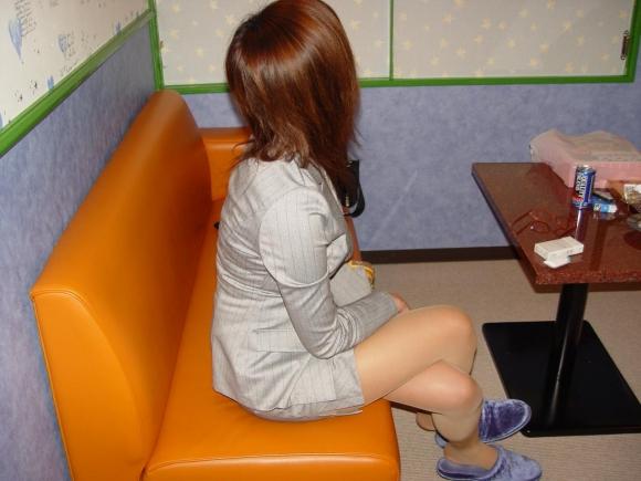 ラブホ おばさん このあと滅茶苦茶セックスした 着衣 熟女 エロ画像【6】