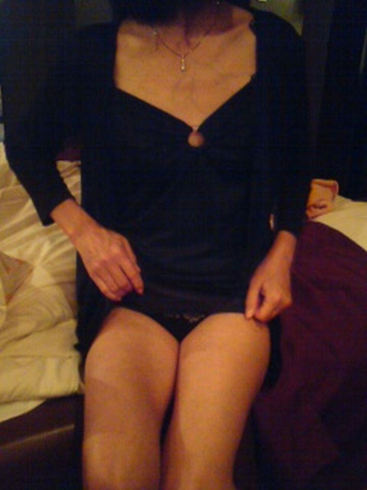 ラブホ おばさん このあと滅茶苦茶セックスした 着衣 熟女 エロ画像【15】