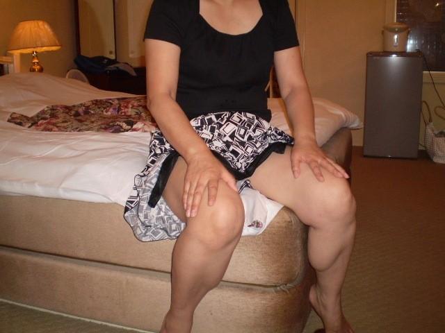 ラブホ おばさん このあと滅茶苦茶セックスした 着衣 熟女 エロ画像【25】