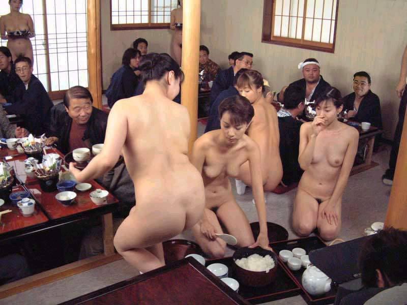 ピンクコンパニオン 全裸 宴会 ヌード エロ画像【19】