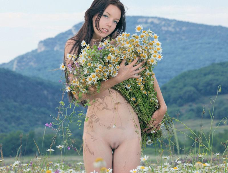 外国人 花 まんこ エロ画像【24】