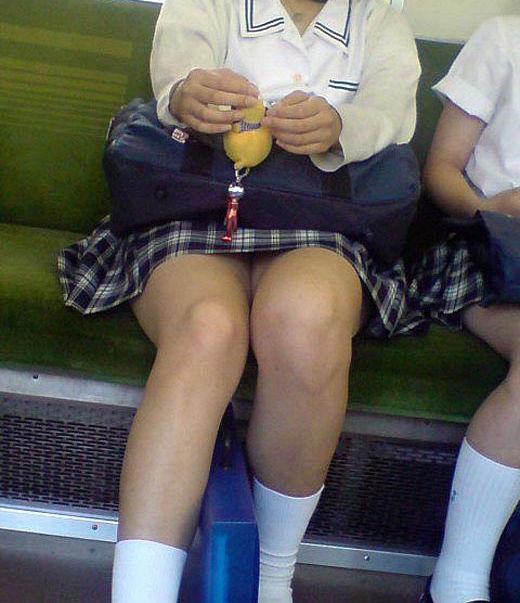 JK 靴下 白 スクールソックス エロ画像【53】