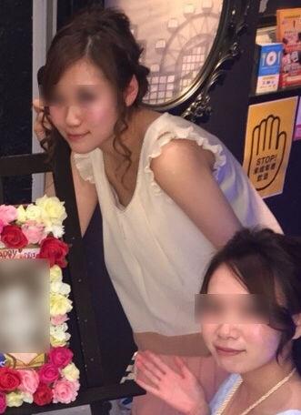 ドレス 花嫁 ご友人 結婚式 胸チラ エロ画像【8】