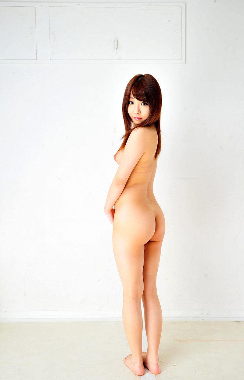 お尻 横アングル 膨らみ エロ画像【27】