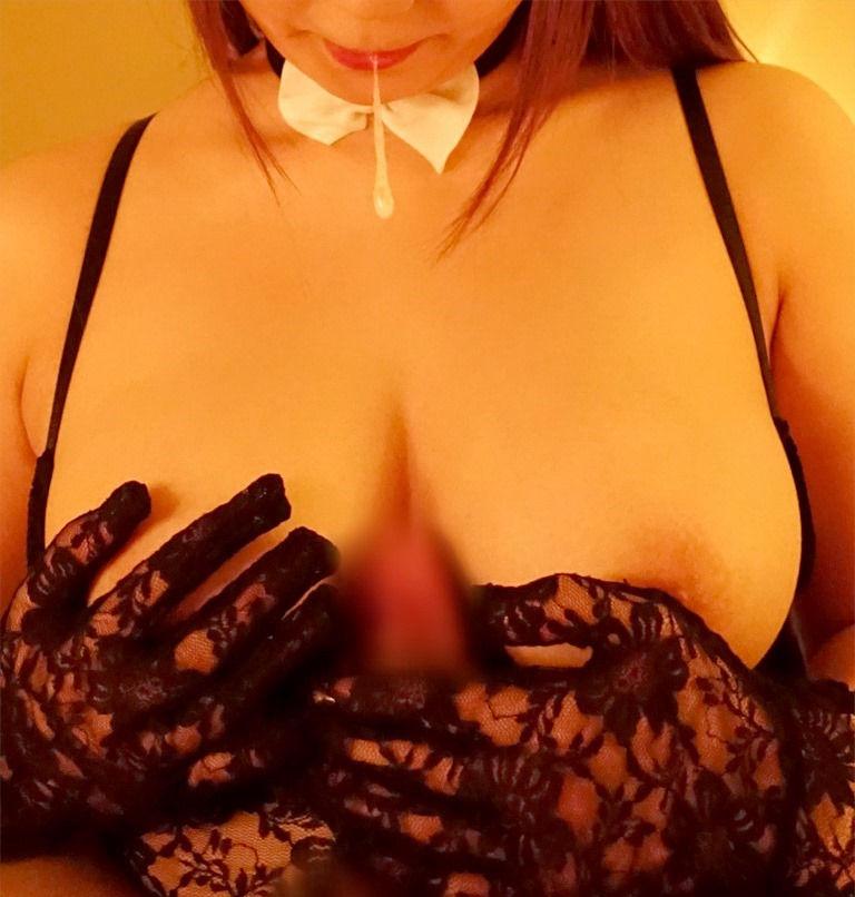 唾液 糸引く ツバ ビヨーン エロ画像【58】
