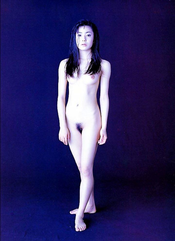 直立 ヌード 美しい 全裸 美女 エロ画像【7】